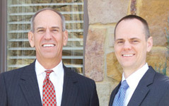 Frank and Jeremy Brown of Watson Brown Dental Transitions